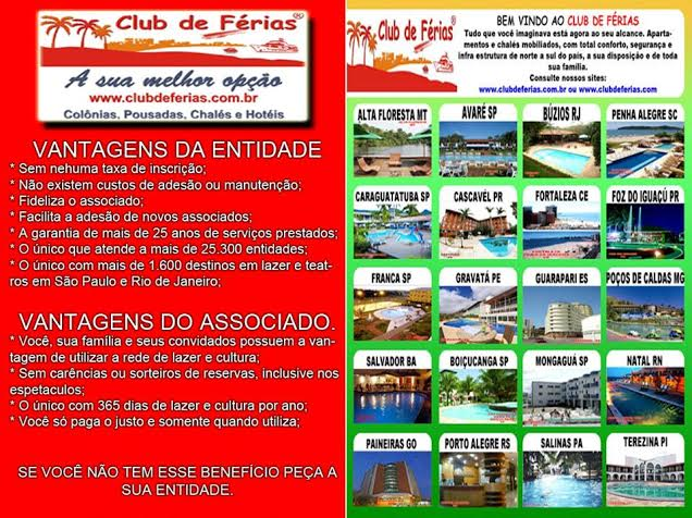 club de ferias - beneficios