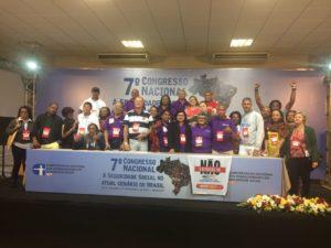 SEEB participou do Congresso em Atibaia (Foto: SEEB)
